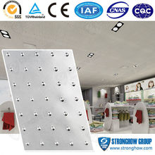 light reflection pvc and ceiling panels plastic wood decorative wall panel