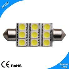 9 5050 39MM Led Light Roof Light Car Led Lights