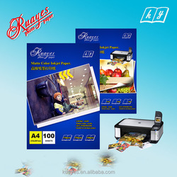 A4 220g matte inkjet photo paper cheap