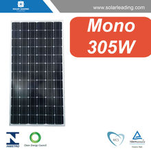 TUV approved 305w flexible solar panel with solar cells wholesale for home on grid solar system