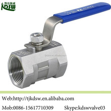 cast steel one way 90 degree ball valve