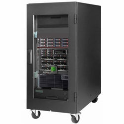 AcoustiRACK Silent Servers Rack with Active Noise Reduction