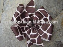 Curly Ribbon Bows with clip