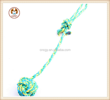 30CM New Pet Dog Cat Toy Cotton Rope Hand Chain Style Long Tail Ball Pet Supplies Dog Toys