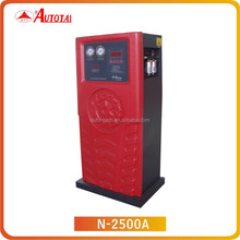 Automatically PSA Nitrogen inflator N-2500A car tire inflator pump