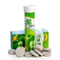 OEM Apple Cider Vinegar Product with Effervescent Tablet Dosage Form
