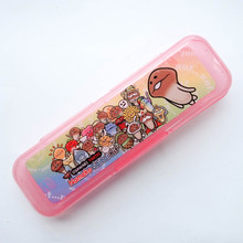 Hot Selling High Quality PP Pencil Case , PP Plastic Pencil Case For School Supply