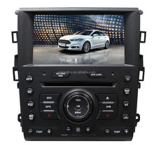 """8"""" Double Din DVD GPS For FORD MONDEO 2013 Radio Stereo GPS For MONDEO 2013 Car Audio GPS CANBUS iPod SWC Bluetooth RDS"""