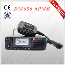 KIRISUN DM680 dPMR high / low power selectable two way radio vehicle mouted