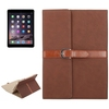 2015 Hot Selling Bussiness Style Flip Leather Case for iPad Air 2 with Stand