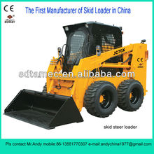 Skid steer loader,Bobcat,skid loder (JC70) with 75hp Deutz engine,loading capacty is 1000kg
