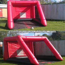 kid inflatable football game/2013 inflatable sports game/outdoor football inflatable