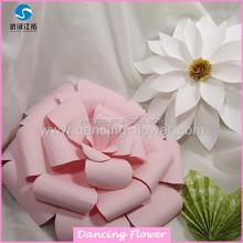 Pretty flores de papel de arreglos florales de pared ( WFAG-28 )
