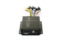 4ch 3g wifi gps dvr kit with dual sd cards storage for fleet management
