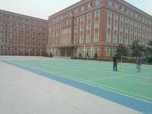 ZSFloor multi sport tennis/ badminton/ basketball court flooring pp interlocking tile