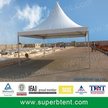 5x5m easy set up waterproof pagoda/canopy/gazebo