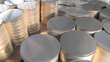 Heat Resistant thickness 0.3mm-8mm aluminum circle sheet for Stainless cookware bottom plates