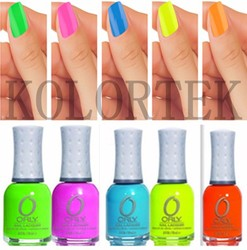 Wholesale Neon Nail Pigment Powder, Nail/Gel Polish