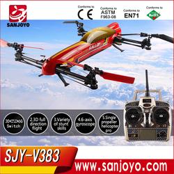 V383 GALLOP QUADCOPTER RTF WL V383 500 Gallop Racer 3D & 6D 2.4 GHz FLY universal AIRCRAFT