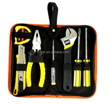 8pcs promotion tool set with zipper bag