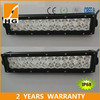 new type 50inch led light bar 288w two-coloured led driving light with remote controller