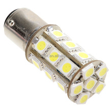 1156 BA15S Car SMD bulb 24-5050 LED AC/DC 11-30V Red led