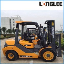 2015 Zoomlion Forklift New revolution forklift 3 ton