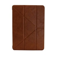 leather case for ipad air 2 accept OEM/ODM with PU and microfiber material