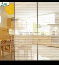 Customized mdf furniture mdf interior door sliding door wardrobe home furniture