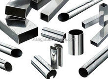 201 stainless steel pipe/tube,construction/decoration stainless steel tubing