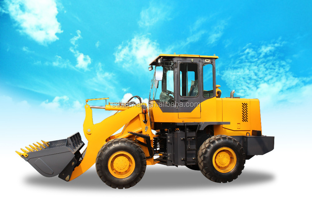 High quality small garden tractor front end loader made in china buy small garden tractor high for Small garden tractors with front end loaders