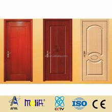 AFOL Interior/Exterior Traditional Style Custom Walnut Wood Door Design
