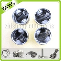 High quality Auto engine spare parts piston for mitsubishi 4G93 4B10 4B11 4B12 4G33 4G62 4G54 4D63 4G64 4G92