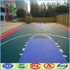Multi-Used Basketball Court PP Outdoor interlocking flooring outdoor pp sports flooring