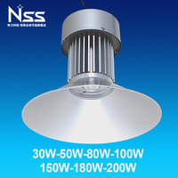 30W led explosion-proof high bay lighting led industrial high bay lighting led linear high bay light