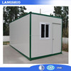 China Supplier One Bedroom Prefab House Container Homes For Sale