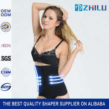 Low price hot selling body shaper sauna belt for stomach