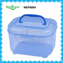 Plastic Food Box With Lock and Key