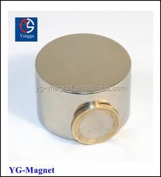 N45 n48 n50 N52 ndfeb magnet cylinder magnet 30*20mm 30*25mm 30*30mm