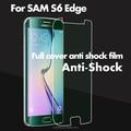 Nuevos productos, cubierta del teléfono para Clear Protector de pantalla para samsung galaxy s6 borde