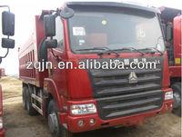 Sinotruck Hoyun 30ton used dump trucks for sale
