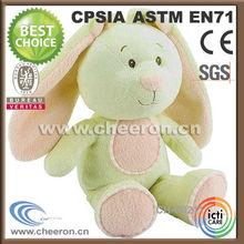 Making custom plush bunnies stuffed animals