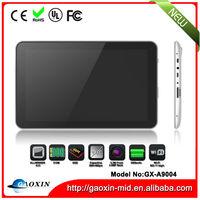 high quality cheap tablet pc 9 inch boxchip a13 512mb/8gb tablet pc GX-A9004