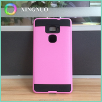 Mobile phone accessoires back cover heavy duty case for Huawei Mate S