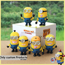 personalized custom cartoon mini toy; mini toys cartoon figure maker;custom mini toy for kids