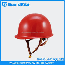 GuardRite brand special glass fibre safety helmet for mining W-030R made in china