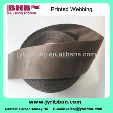 Printing cotton label garment label cotton woven fabric