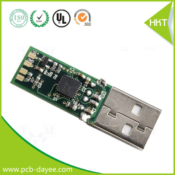 Qualified PCB assembly for usb flash driver pcb manufacturer