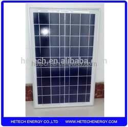 China new products 20w polystalline price per watt solar panels in india
