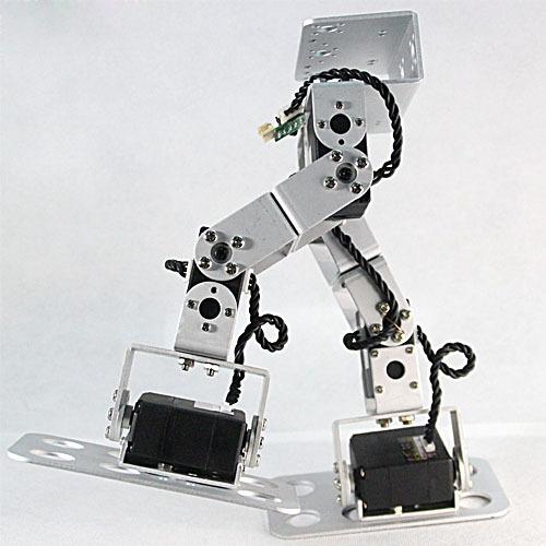 Humanoiden Roboter feetech- 6 DOF Zweibeiner roboter von bildungs ...